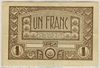 [French West Africa 1 Franc Pick:P-34b]
